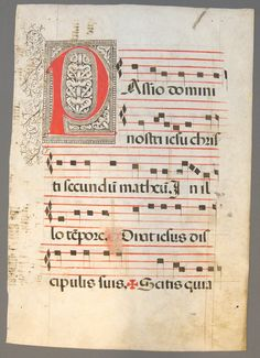 Renaissance Music | Medieval and Renaissance Photo Gallery | Brock University