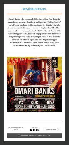 Omari Banks un plugged