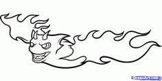 Step 6. How to Draw Slugterra, Infurnus