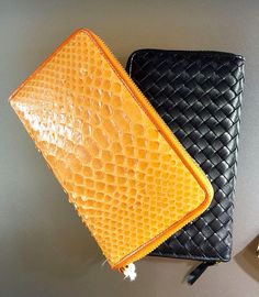 Crocodile leather wallets are now avalible on www.oleaistanbul.com