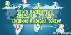 Why Lobbyist Should Start Doing Local SEO?   Lobbying is a very important process for every firm, because its aim is to establish highly specialized public relations between the lobbyists and the government or other forms of authority. But nowadays, lobbying is not restricted to just directly influencing legislation.  #LobbyistMarketing #LobbyistSEO #LocalBusinessMarketing #LocalSEO #Marketing #SEO
