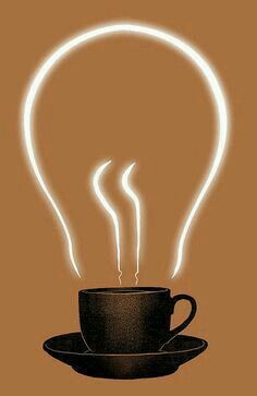 #Café ♡ Ascenda sempre essa #Idéia ☆