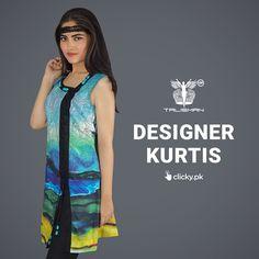 Buy Designer Kurtis Online at Clicky.pk ✓ Easy Returns ✓ Cash on Delivery. Buy Now-->http://bit.ly/2uJrXj1 #Home #Garden #Toys #Sports #Fishing #Hunting