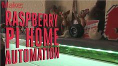 Vídeo del día: Sistema de domótica con Raspberry Pi #RaspberryPi #diy #domotica