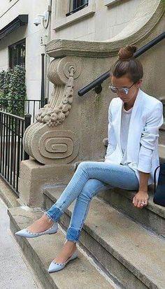Jeans claros