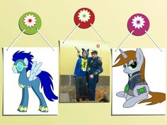 Brony Con 2014! Soarin and Little Pip!