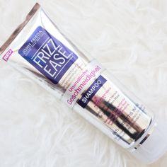 Review: Frizz Ease Unendliche Geschmeidigkeit Shampoo