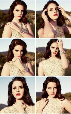 New outtakes! Lana Del Rey for Fashion Magazine 2013 #LDR