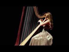 Sophia Dussek - Harp Sonata in C minor, Op. 2 No. 3 - YouTube