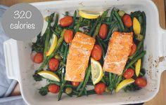 meg-made Fast Diet Recipe ideas O'Kelly Salmon 320 calories