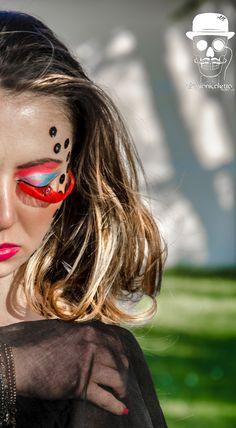 Make up trucco espressivo