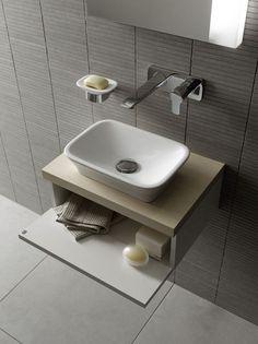 Aménager une petite salle de bains : les 10 bonnes idées à piquer - CôtéMaison.fr