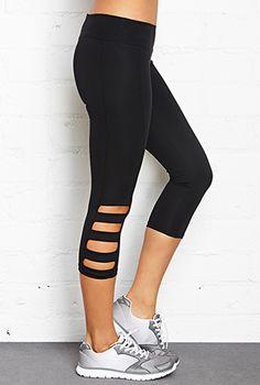 Capri Leggings Workout