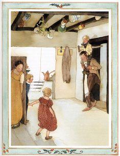 Lisbeth Zwerger, A Christmas Carol. North-South Books, 2000