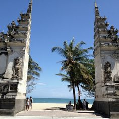 Kuta beach, Bali - June 2013
