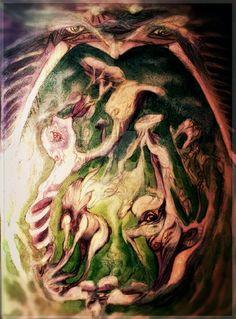 As above nature lives, so below nature thrives by Faind.deviantart.com on @DeviantArt