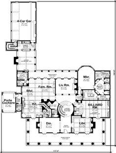 2cb74fc6b3b72d8a449a0bd2d8b73c6a luxury home plans luxury homes big home blueprints open floor plans from houseplans com house,Plantation House Plans With Columns