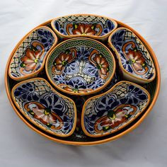 You want your party to go off without a hitch, and you want to make sure that everyone has all of the condiments they need. What better way to make sure that everyone is happy than with the Talavera 7