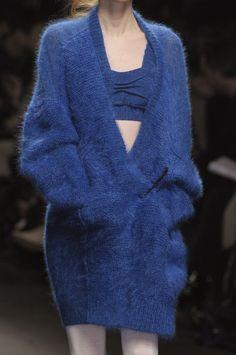Sonia Rykiel at Paris Fashion Week Fall 2010.