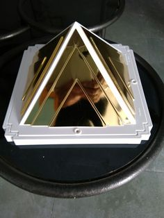 Pyramid gold for very effective vastu correction Its deliver very promising results in vastushastra. Remove negative energy without demolish any things with helps of pyramid. Cost...1200 usd Www.pyramidvastu.co.in