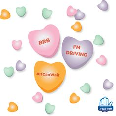 Join the movement to end distracted driving. Take the pledge, spread the message, and become an advocate in your community today. It Can Wait, Distracted Driving, Waiting