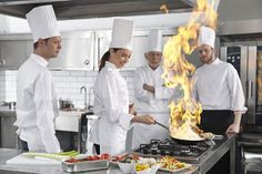 Sicurezza sui Luoghi di Lavoro: Sicurezza in cucina
