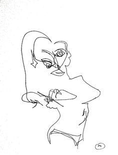 belle BRUT sketchbook: #GiseleBundchen #fashion #style #illustration #blindcontour © belle BRUT 2014  http://bellebrut.tumblr.com/post/93749339245/belle-brut-sketchbook-giselebundchen-fashion