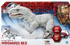 Jurassic World Chomping Indominus Rex Action Figure Toy * Dinosaur Park Doll Jurassic World Indominus Rex, Jurassic World Movie, Jurassic Park Toys, Dinosaur Toys, Dinosaur Birthday, 9th Birthday, Bad Boys Toys, Kids Toys, Dinosaurs