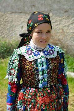 Transsylvanian beauty, Kalotaszeg, Transsylvania
