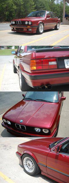 1991 BMW 325i - perfection