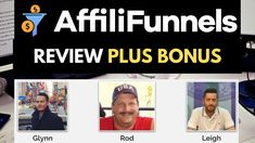 Affilifunnels Demo - See Affilifunnels In Action Glynn Kosky Build Sales Funnel Faster Online Jobs From Home, Online Blog, Make Money Online, Quick Money, How To Make Money, Affiliate Marketing, Social Media Marketing, Book Authors, Books