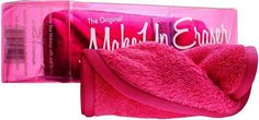 Shop Makeup Eraser's The Original MakeUp Eraser Makeup Remover Cloth at Sephora. This ultra-soft cloth erases all makeup with just water. Beauty Hacks Eyelashes, Beauty Makeup Tips, Makeup Geek, Makeup Tools, Makeup Dupes, Makeup Tutorials, Makeup Eyeshadow, Makeup Ideas, Makeup Eraser