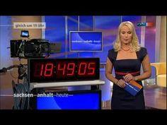 "Anja Petzold ""Sachsen-Anhalt heute"" kompakt 24.06.2011"