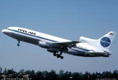 Lockheed L-1011-500 Tristar N504PA 193Y-1181 Los Angeles Int'l Airport - KLAX