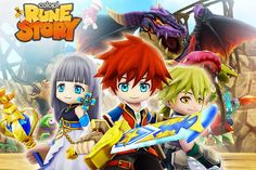 Colopl Rune Story for PC - Free Download - http://gameshunters.com/colopl-rune-story-pc-download/