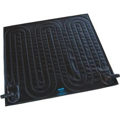 Blue Wave SolarPro EZ Mat Solar Heater for Above Ground Pools - The Blue Wave SolarPro EZ Mat Solar Heater for Above Ground Pools is a great inexpensive solution to heat your small above ground pool. About SplashNet. Above Ground Pool Heater, Above Ground Swimming Pools, In Ground Pools, Solar Energy Panels, Solar Panels For Home, Best Solar Panels, Outdoor Propane Heater, Solar Heater, Diy Pool Heater