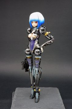 Embedded Pictures To Draw, Drawing Pictures, Robots Characters, Arte Robot, Frame Arms Girl, Robot Girl, Robot Concept Art, Anime Figurines, Robot Design