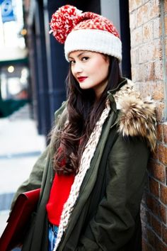 A fashion jet-setter's awesome, practical tips for looking great every single day! Photos by Bek Andersen. City Style, Style Me, Street Chic, Street Style, Peony Lim, Hat Shop, 1 Girl, Winter Fashion, Jet Set