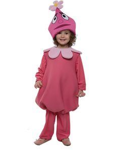 Yo Gabba Gabba Foofa Toddler Child Costume #gabba gabba costumes #yo gabba gabba costumes