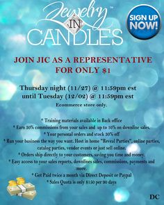 """To join visit http://radiantscents.us and click """"Become A Rep."""""""