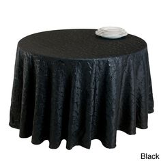 Saro Crushed Tablecloth Liner