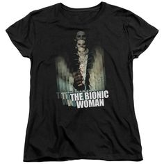 """Checkout our #LicensedGear products FREE SHIPPING + 10% OFF Coupon Code """"Official"""" Bionic Woman / Motion Blur - Short Sleeve Women's Tee - Bionic Woman / Motion Blur - Short Sleeve Women's Tee - Price: $29.99. Buy now at https://officiallylicensedgear.com/bionic-woman-motion-blur-short-sleeve-women-s-tee"""
