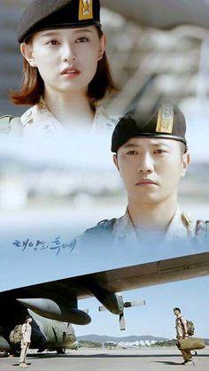 Descendants of The Sun - Sergeant Seo Dae Young & Lieutenant Yong Myeong Ju