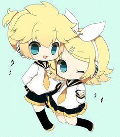 /Kagamine Twins