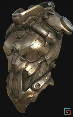 ArtStation - Creating Materials for Substance Painter in Substance Designer - Tutorial/Template (. Cyberpunk, Suit Of Armor, Body Armor, Substance Designer Tutorial, Game Design, Armor Clothing, Zbrush Tutorial, Armadura Medieval, Futuristic Armour