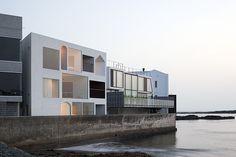 Nowhere but Sajima (japan)  designed by Yasutaka Yoshimura Architects
