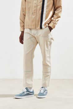 Stussy Twill Work Pant | Urban Outfitters