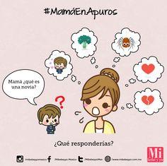 ¡Oh! ¡Oh! #MamáEnApuros