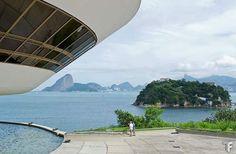 #baíadeguanabara #MAC #niterói  #riodejaneiro #carioca #nikond3100 #nikon #d3100 #photography #photo #Brasil #brazil