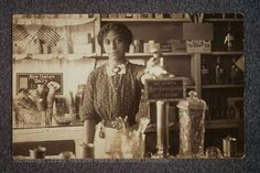 Anna Louise James was born on January 19, 1886, in Hartford. The daughter of a Virginia plantation slave who escaped to Connecticut, she grew up in Old Saybrook. Dedicating her early life to education, Anna became, in 1908, the first African American woman to graduate from the Brooklyn College of Pharmacy in New York. She operated a drugstore in Hartford until 1911, when she went to work for her brother-in-law at his pharmacy, making her the first female African American pharmacist in the…